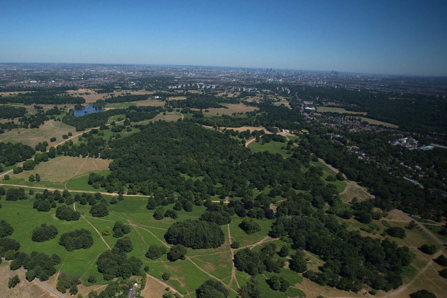 London National Park City