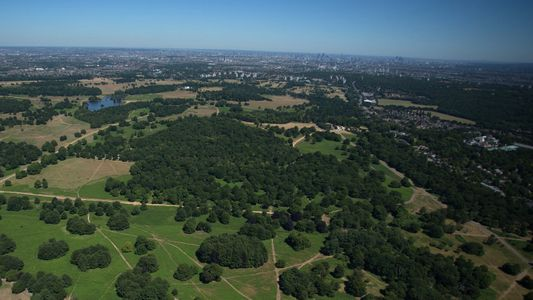 London Launched as the World's First National Park City