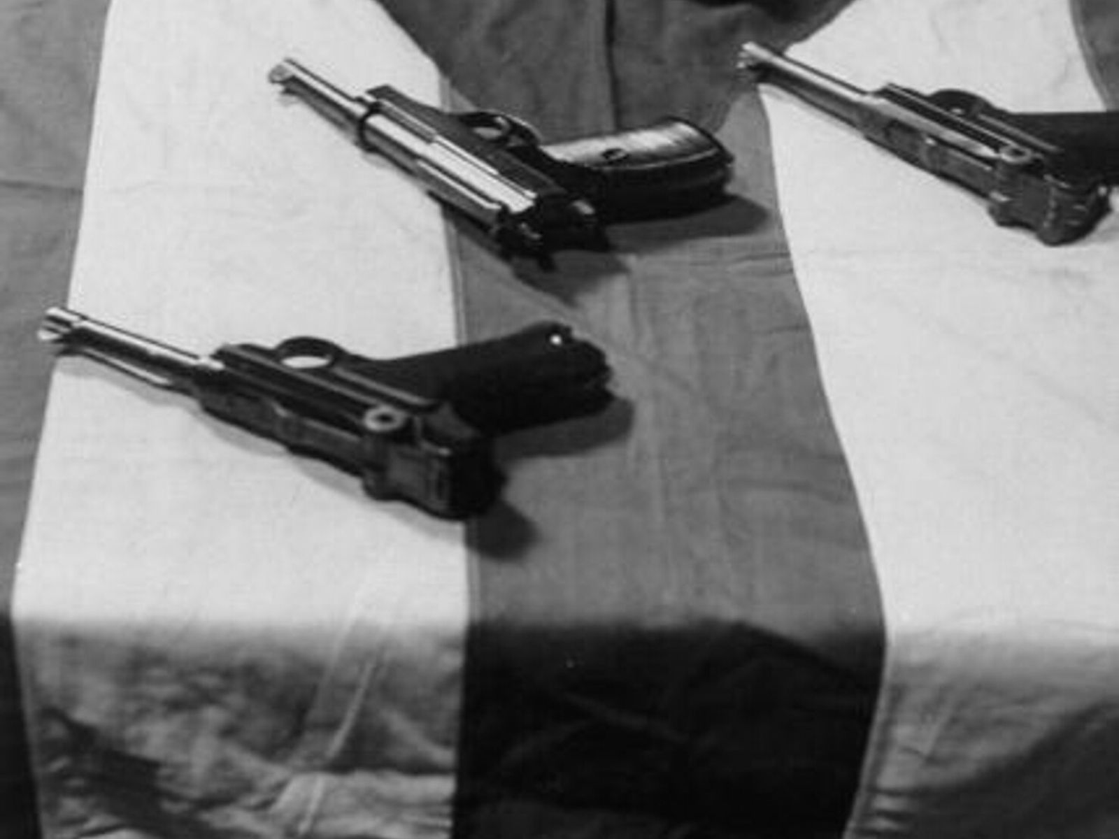 Four Puerto Rican nationalists opened fire and waved their territoriy's flag in the House gallery in ...