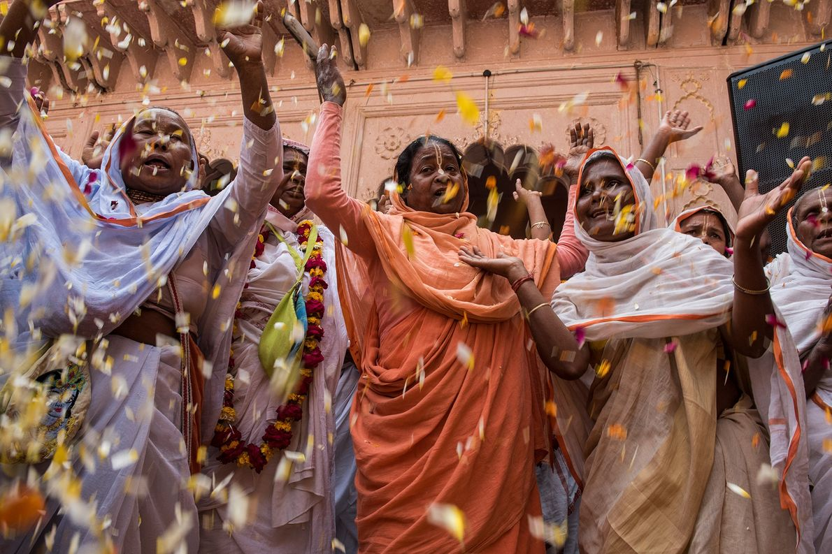 Braj, in the state of Uttar Pradesh, is thought to have once been the home of ...