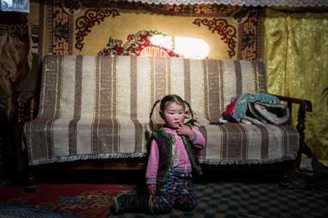 Peek Inside Mongolian Homes
