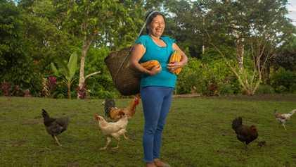 Photo story: cacao harvesting in Ecuador