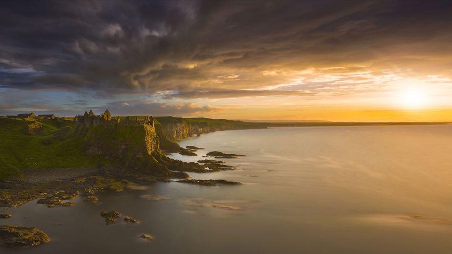 Nature category winner: Dunluce Castle, Northern Ireland