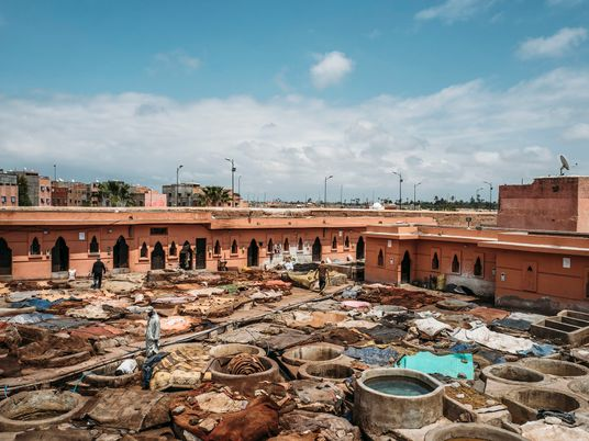 Photo story: the souks, tanneries and timeless leathercraft traditions of Marrakech