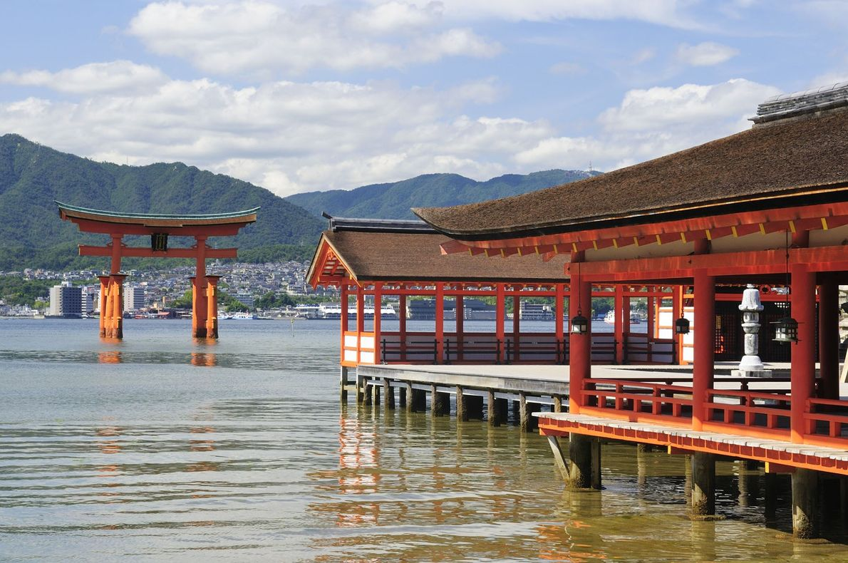 Setouchi's top five heritage attractions