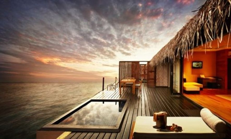 Inspired by Maldives tradition, pure relaxation awaits at the tranquil Prestige Vadoo