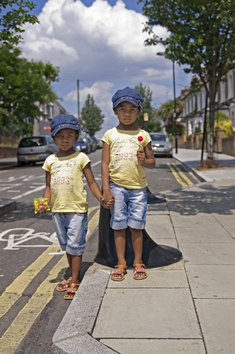 The People and Places of Hackney, London