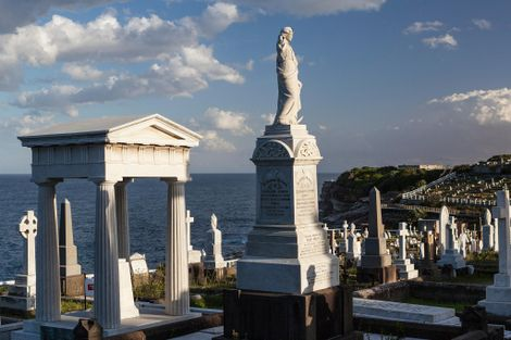 7 cemeteries with views to die for