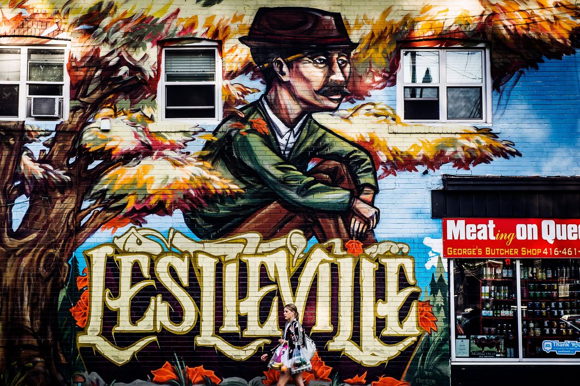 Leslieville has a reputation as one of the hippest places to dine, drink, shop and live—booming ...