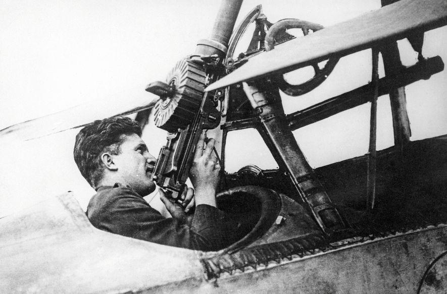 Top guns of World War I - 2