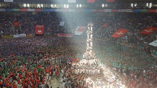 Spain: Towers of strength