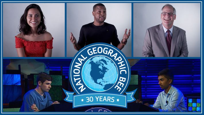 Watch National Geographic Staff Answer Nearly Impossible Geography Questions