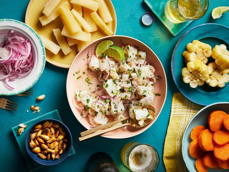 Ceviche: the surprising history Peru's raw fish dish