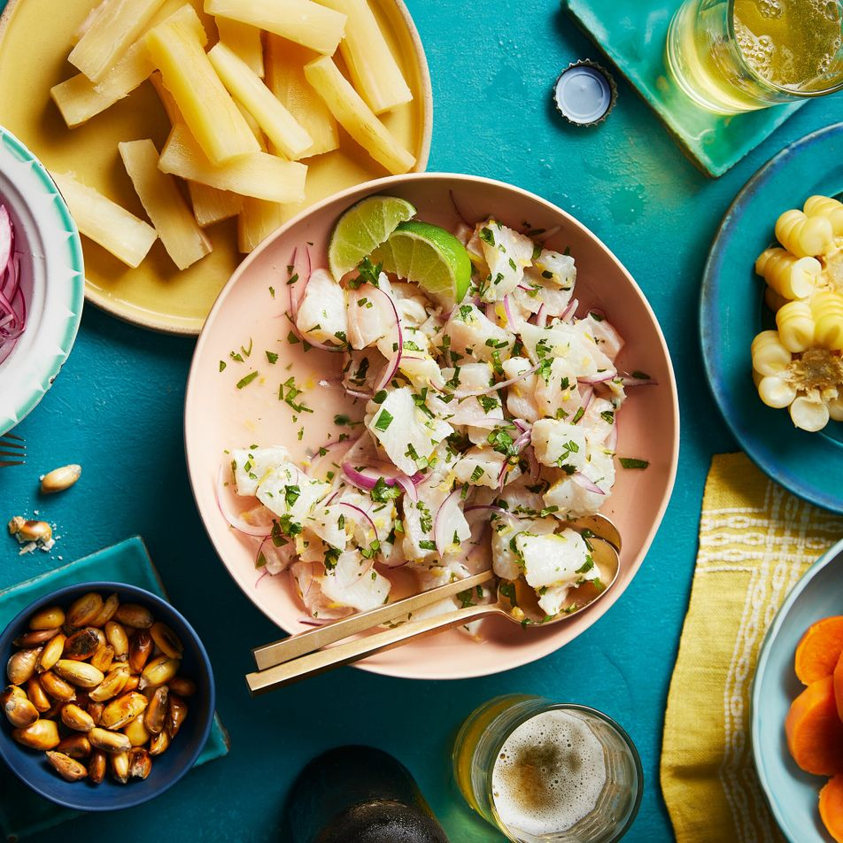 Ceviche: the surprising history Peru's raw fish dish