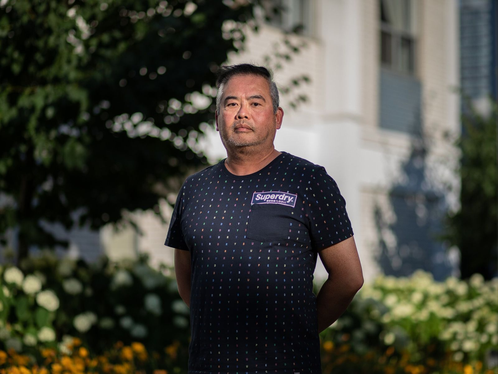 Canadian Andre Goh—who is of Southeast Asian, Chinese, and Eurasian descent—has long been aware of subtle ...