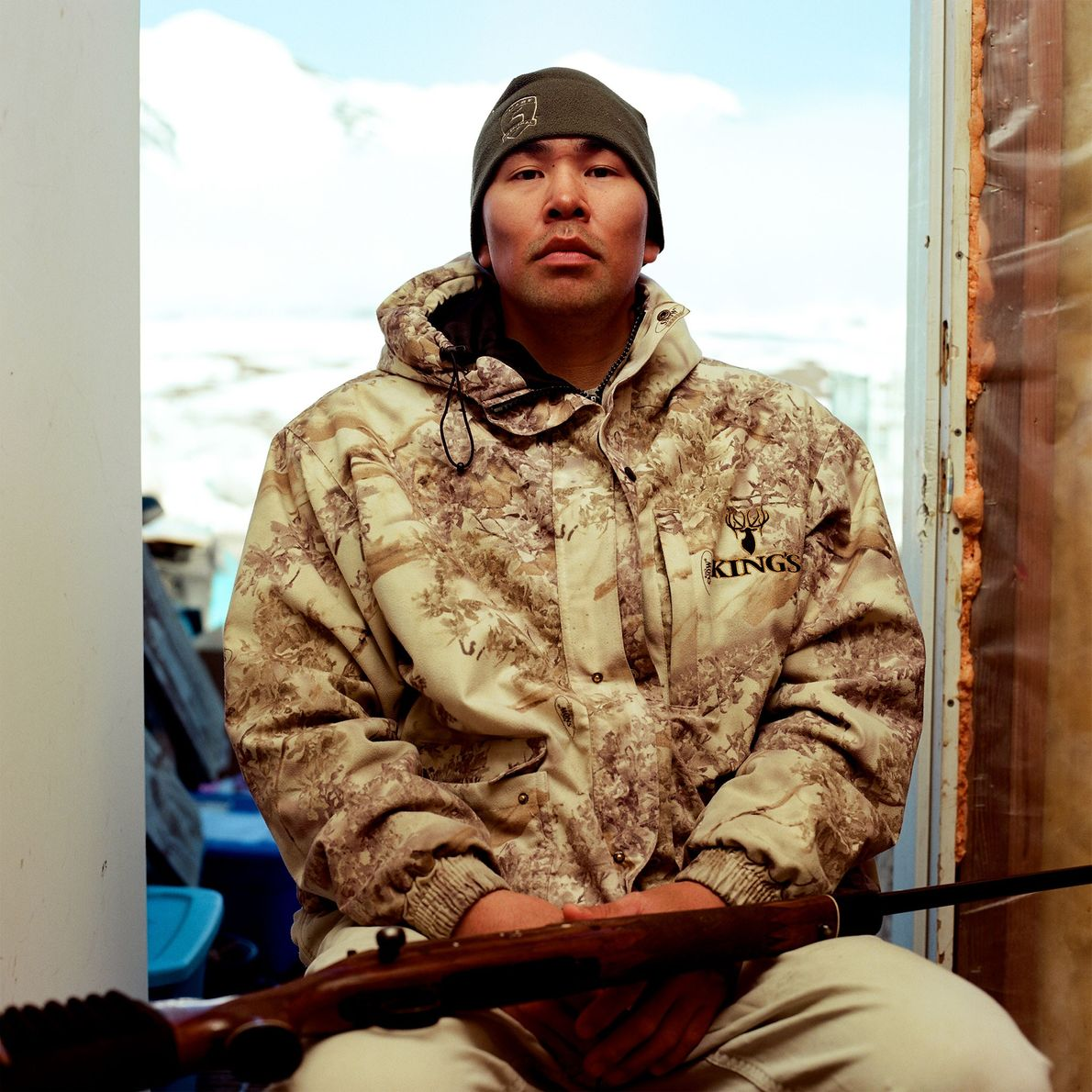 """""""I do a lot of trapping, sheep hunting, caribou hunting, and got into beaver trapping last ..."""