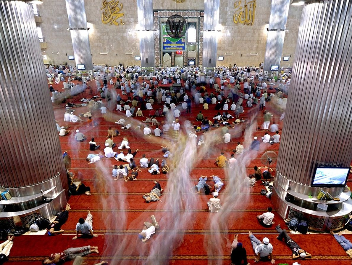 Istiqlal Mosque, Indonesia