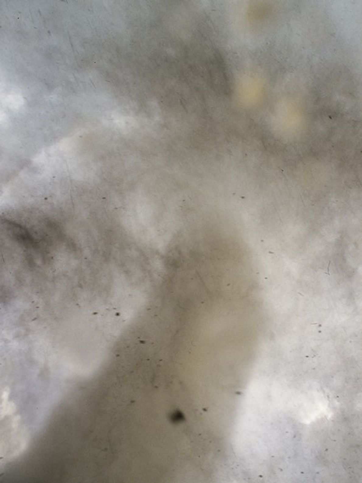 A photographer caught this extreme close-up of a tornado funnel in Manchester, South Dakota. The combination ...