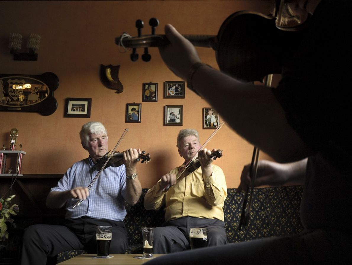 Fiddlers, Ireland