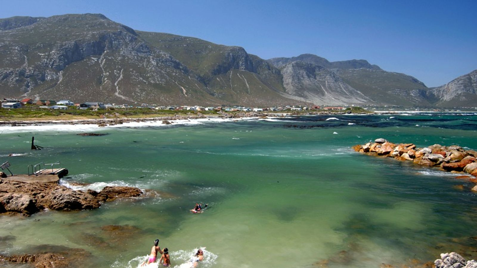 2. Cape Town, South Africa