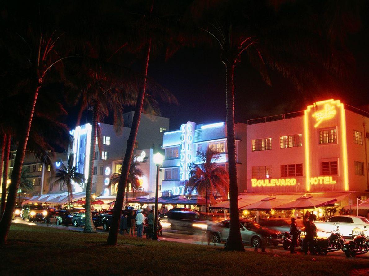 5. Miami Beach, Florida