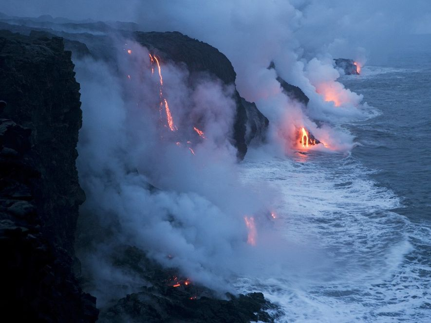 Stunning Photos of Volcanoes From Around The World