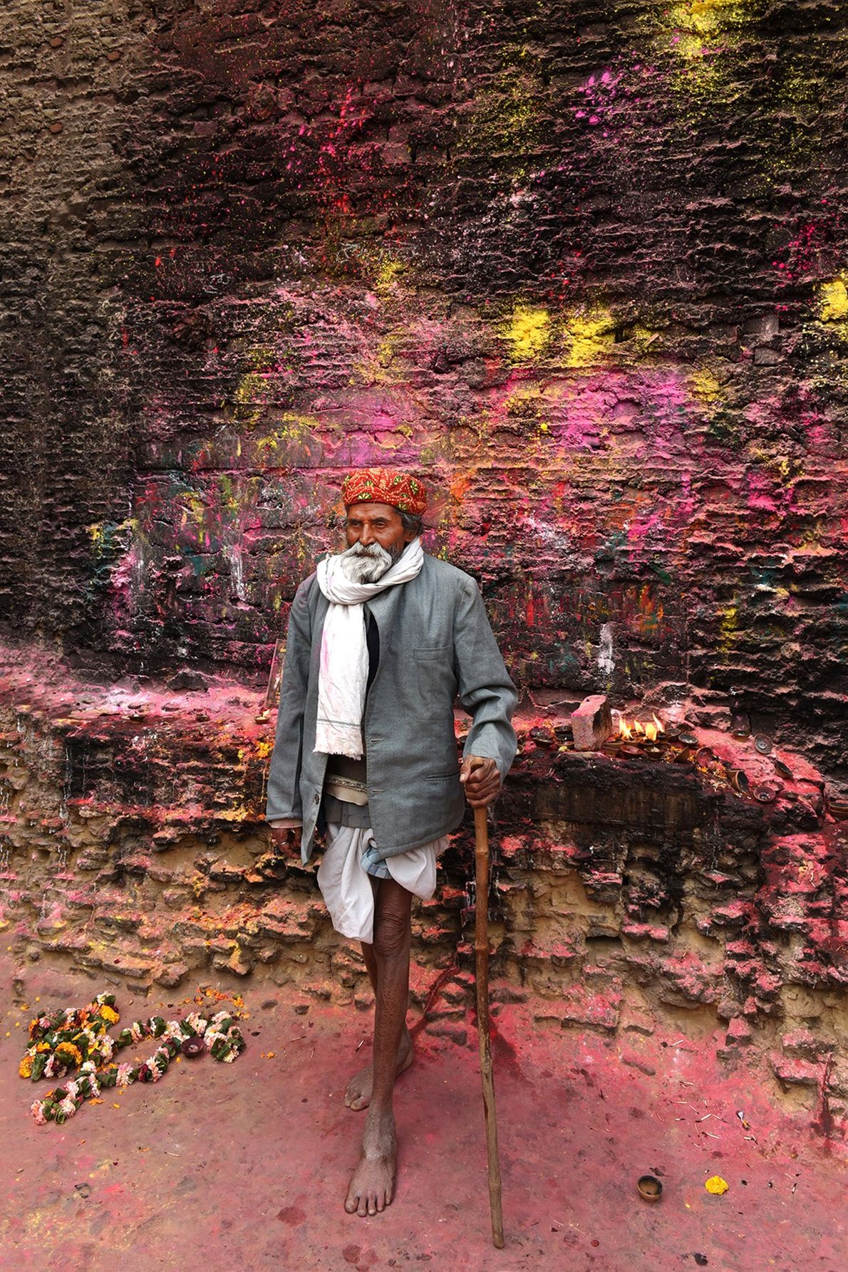 Holi is a great leveller: people of all ages come together to forgive and forget, and ...
