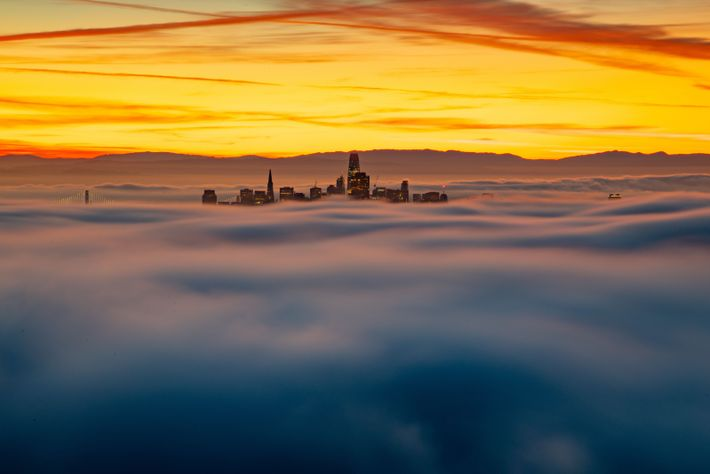 Your Shot photographer Aya Okawa captured this image of a long exposure of the San Francisco ...