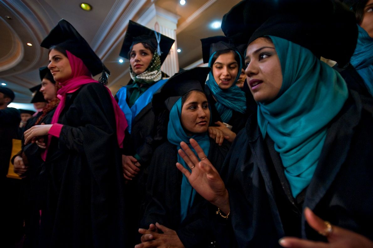 Unusual Graduates