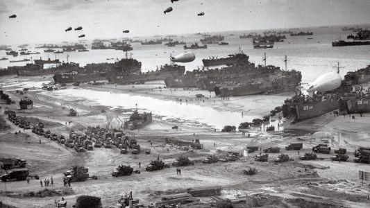 'Top Secret' maps reveal huge Allied effort behind D-Day