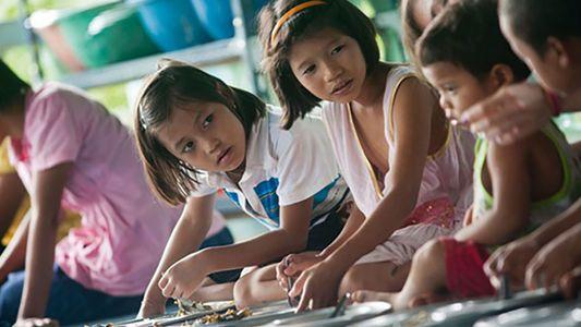 Volunteer tourism in Thailand