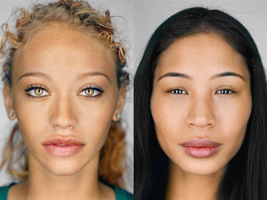 Visualizing Race, Identity, and Change