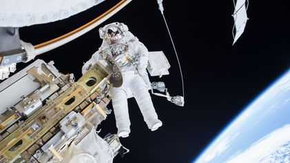 Could you be an astronaut? Tim Peake reveals what it takes