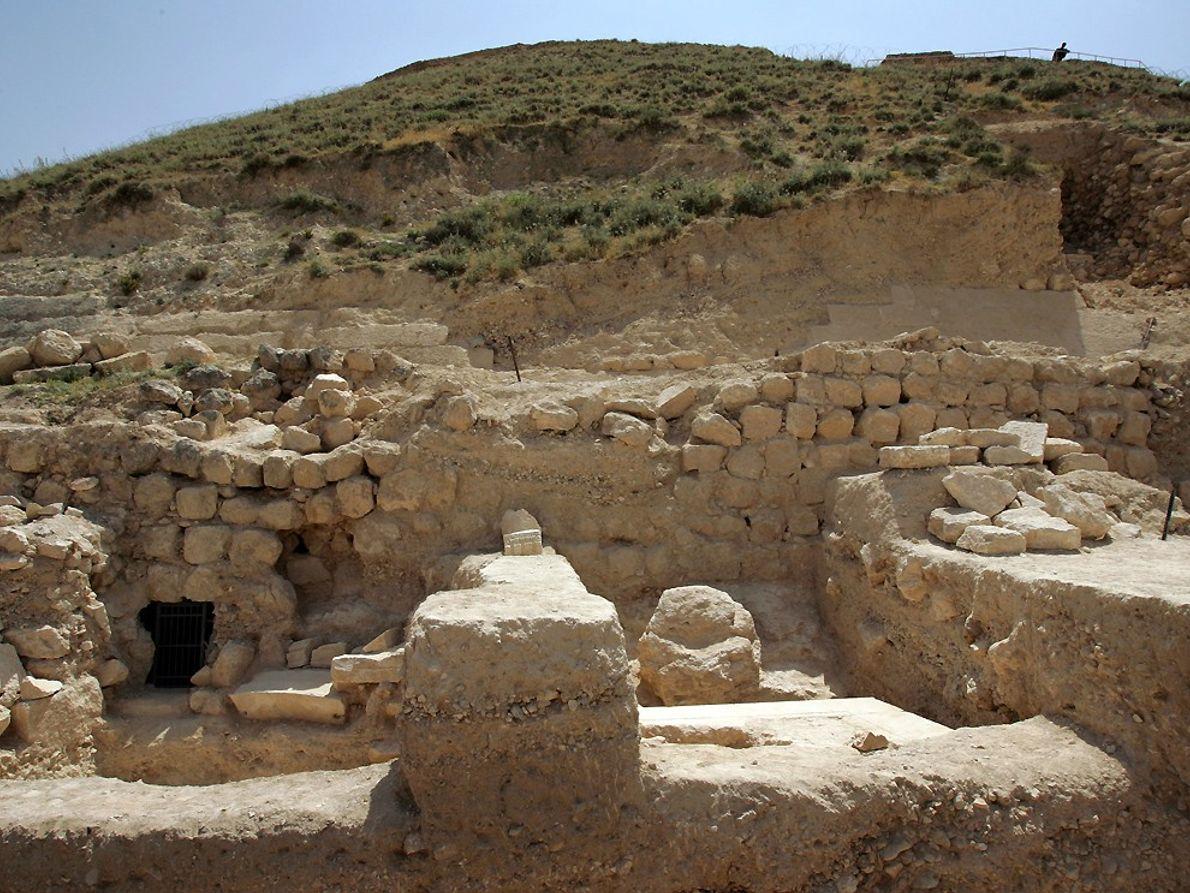Herod's Tomb