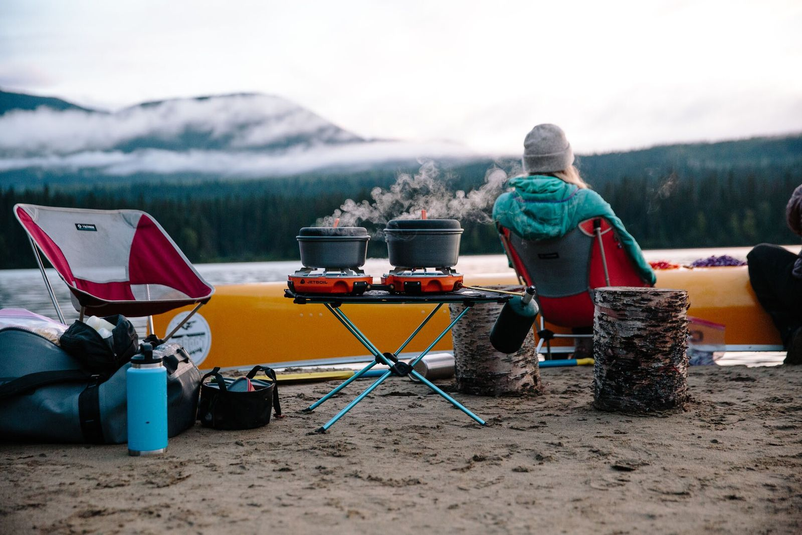 Bowron Lake is a wonderland for keen kayakers and wild camping enthusiasts alike. This is wild, untamed ...