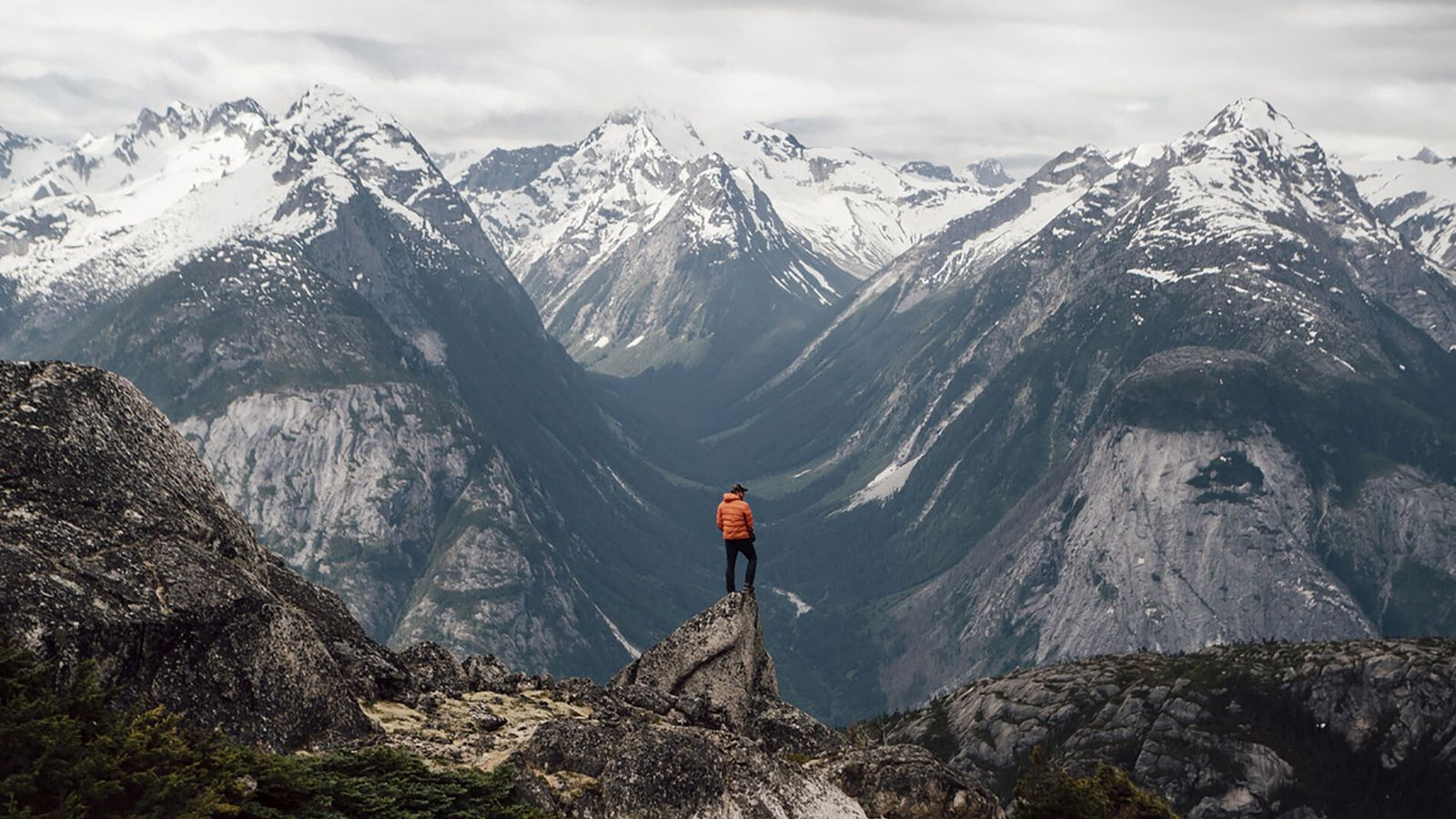 BACKCOUNTRY TOURING  They don't call the Cariboo Chilcotin Coast 'the land without limits' for nothing: with some ...