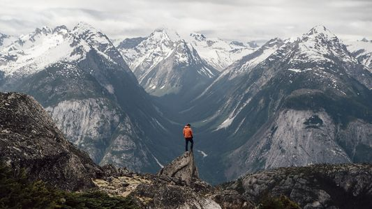 British Columbia: the power of mountains