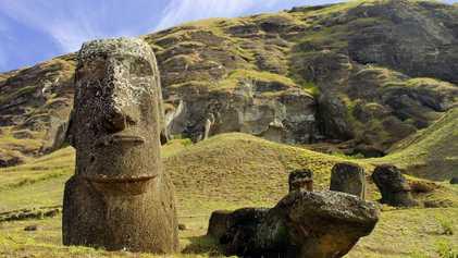 World Heritage Site: Easter Island