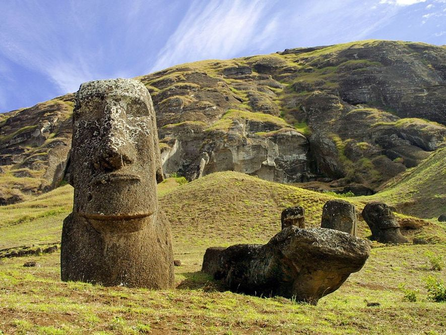 World Heritage Site: Easter Island