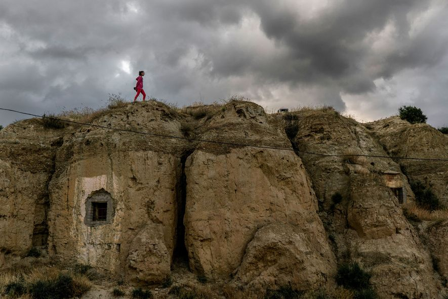 Thousands of People Live in These Ancient Spanish Caves