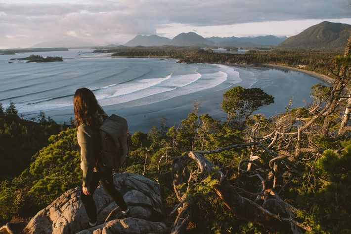 Tofino, a small coastal village on the wild Pacific coast of Vancouver Island, is a nature-lover's playground and ...