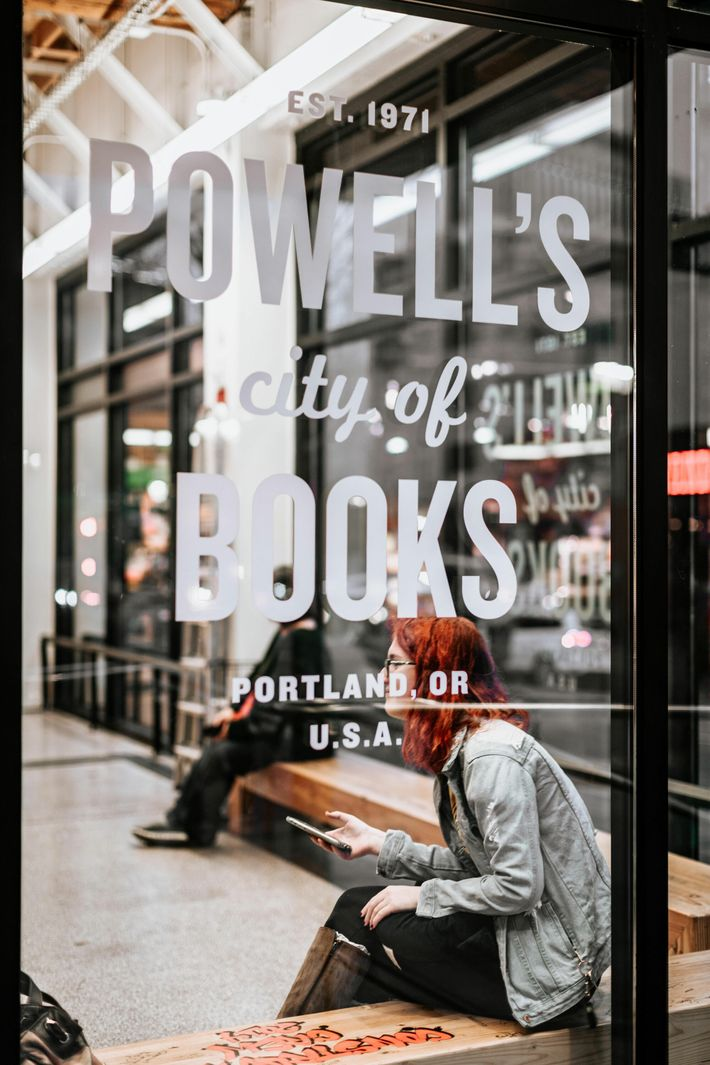 Founded in1971, father-son duo Walter and Michael Powell's eponymous bookstore is slightly unorthodox: whether brand new ...