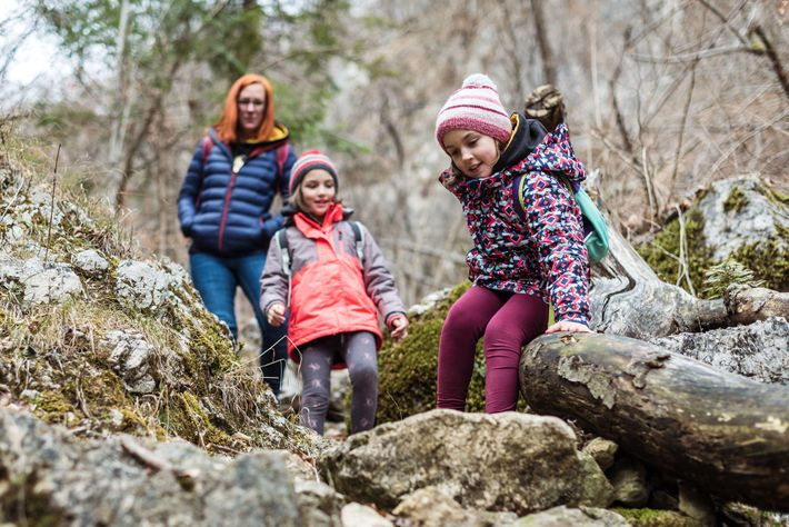 Embracing friluftsliv doesn't have to mean hard-core expeditions; it can be as simple as a family ...