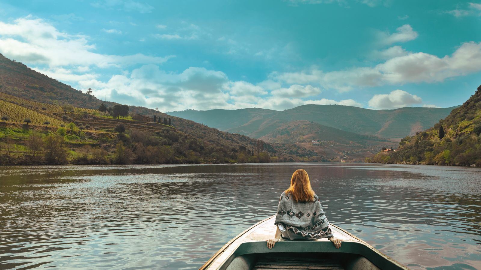The Douro is the third largest river in the Iberian Peninsula.