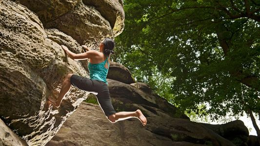 Six of the best spots for rock climbing and bouldering in the south of England