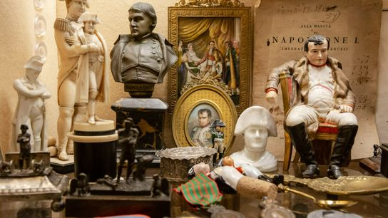 Florence: Napoleon objects