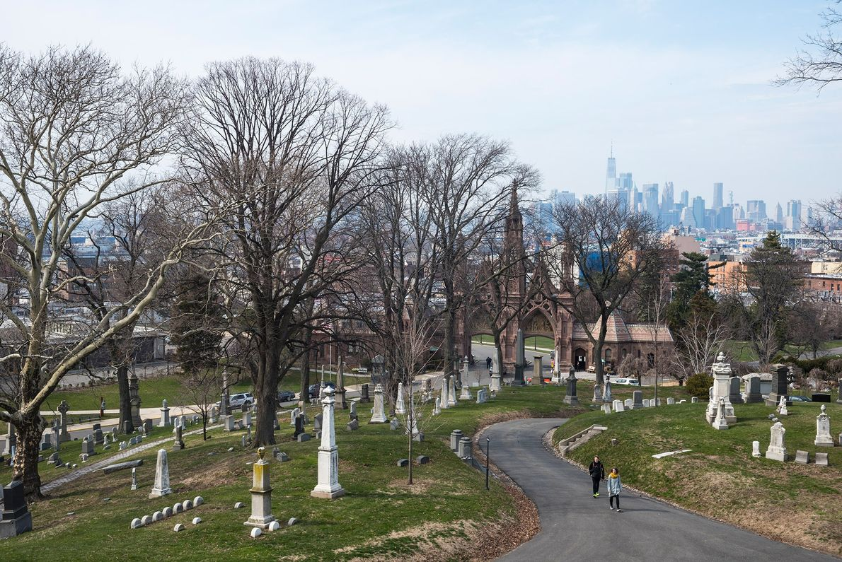 Green-Wood Cemetery, New York City