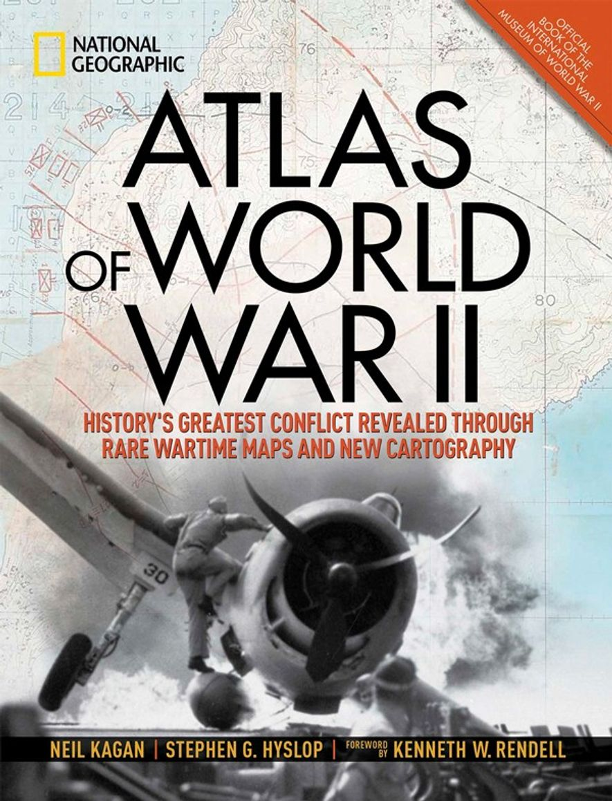 This article is excerpted from Atlas of World War II, published by National Geographic Books. Copyright 2018
