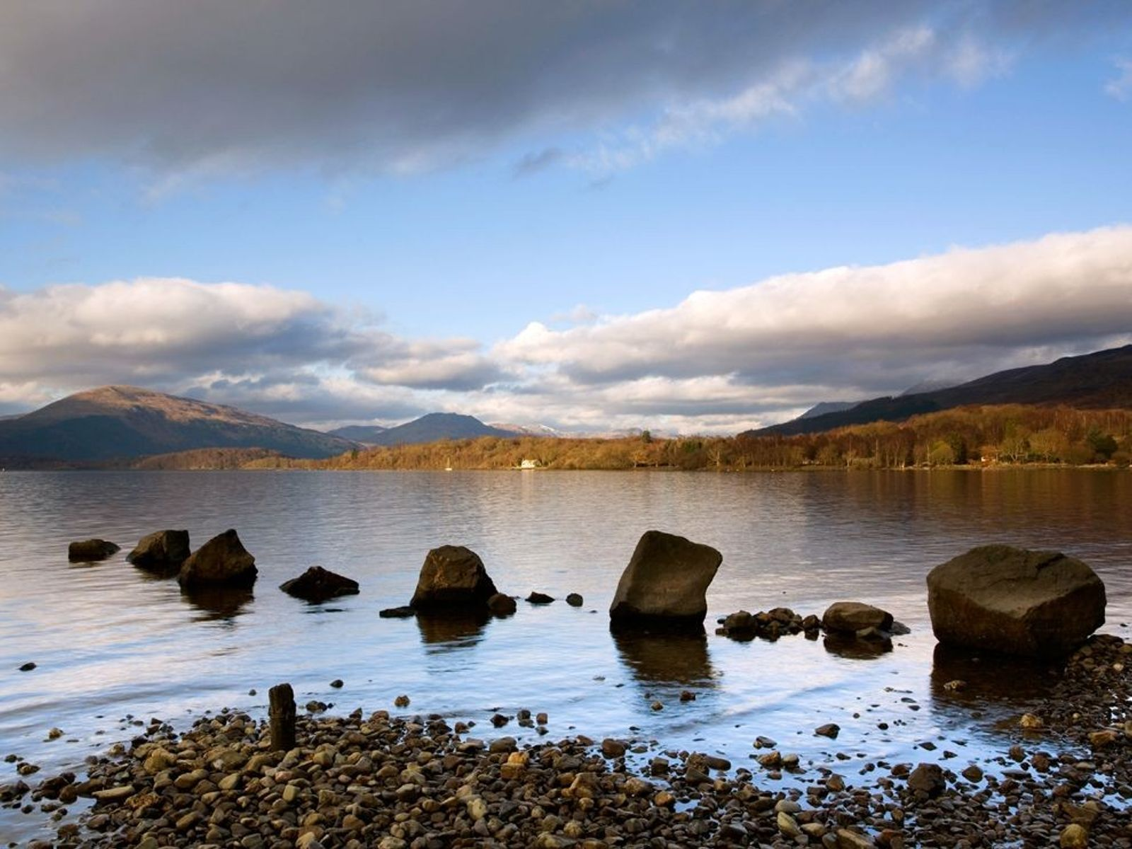 Loch Lomond and the Trossachs National Park, Scotland