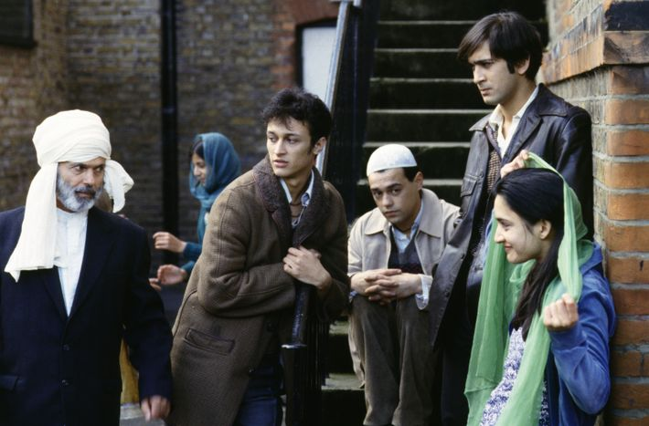 East is East is a British Comedy drama set in 1970s Salford.